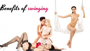 Benefits of swinging
