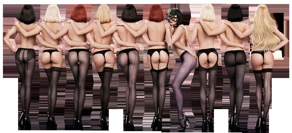 Tokyo Swinger Showgirls